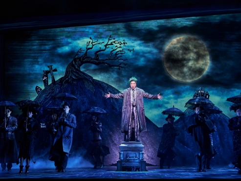 'Beetlejuice' the ideal comedy musical: actor Jung Sung-hwa