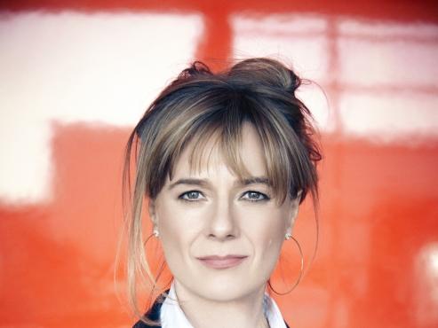 British architect Amanda Levete fills need for public spaces