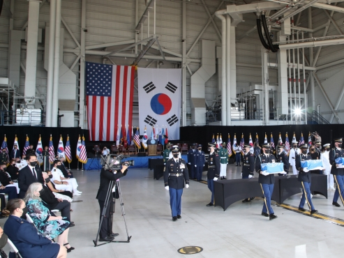 Moon to bring 68 sets of Korean War remains home from US