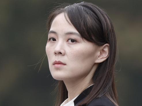 Kim Yo-jong calls Moon's war-end declaration offer 'admirable idea,' demands end to hostile policy