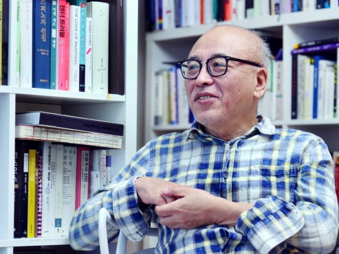 Korean Pavilion will 'ring a bell' at next year's Venice Biennale: Lee Young-chul