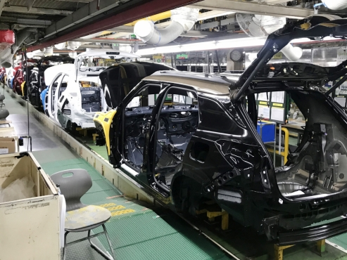 S. Korea's car production drops in Q3 on global chip shortage