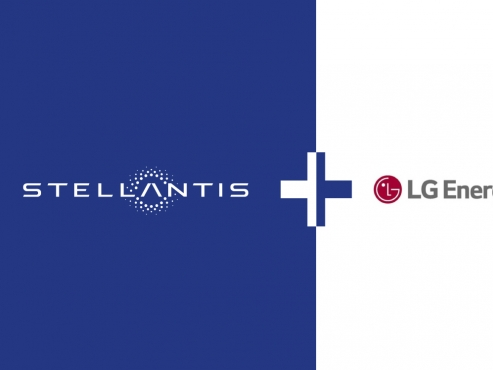 LG Energy Solution, Stellantis team up for joint battery factory in US