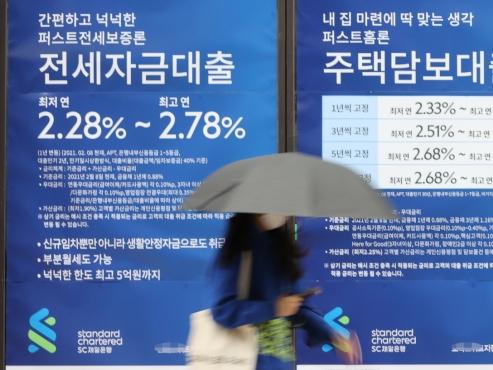 'Jeonse' loans taken out by those in 20s, 30s soar W60tr