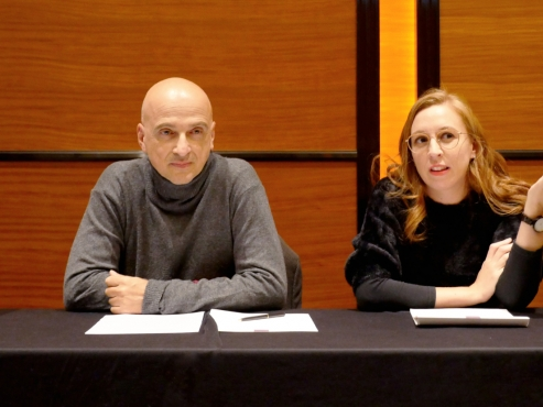 Spanish writers talk about compromising an ideology to achieve a bigger goal
