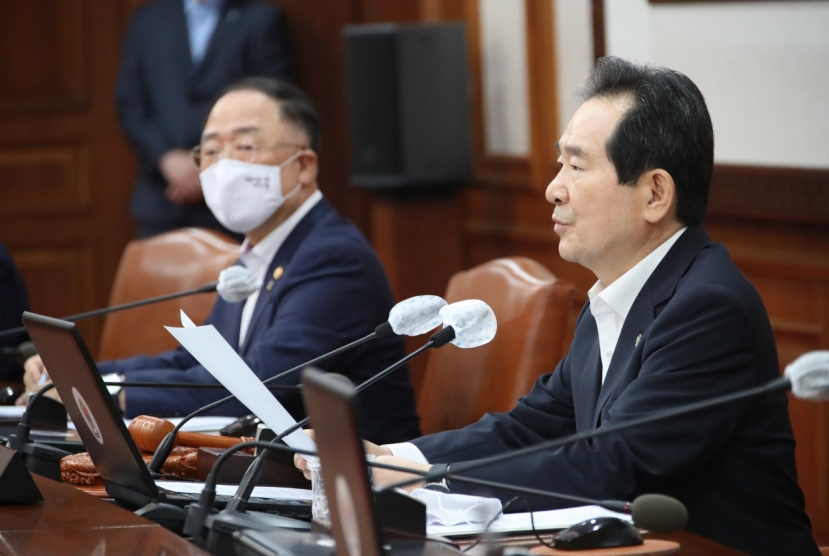 S. Korea unveils W35.3tr extra budget plan to brace for post-coronavirus era