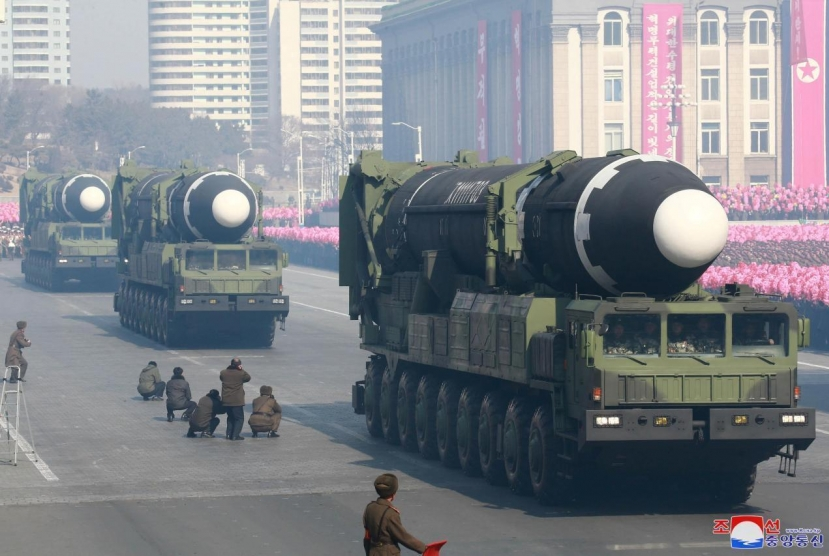 N. Korea likely to stage military parade as expected; preparations at final stage: officials