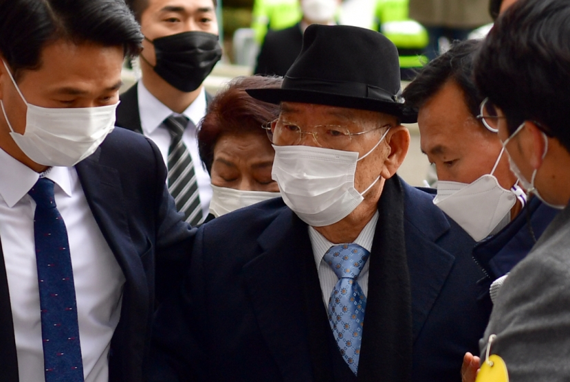 Ex-President Chun found guilty of libel for denying civilians were shot from helicopters during Gwangju Uprising