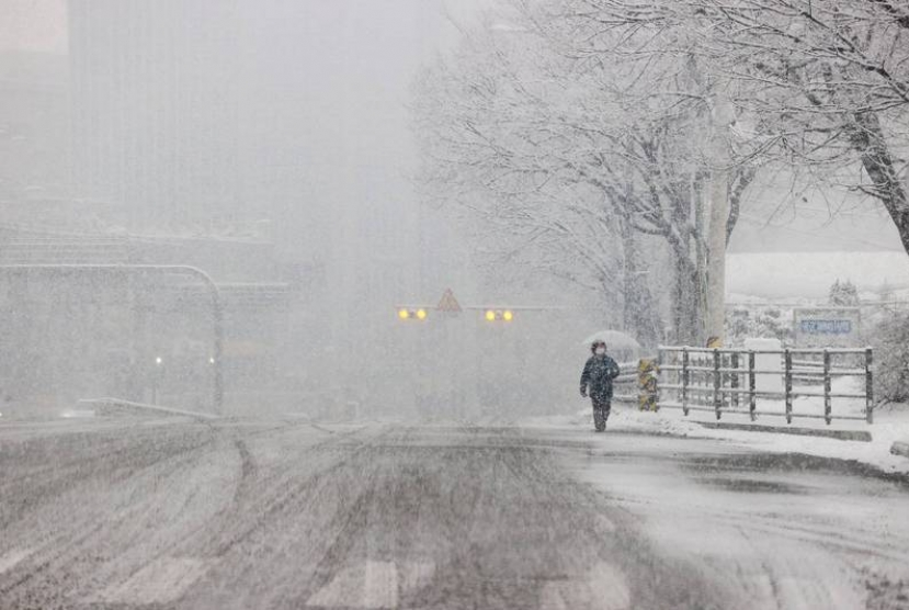 Heavy snow advisory issued for Seoul, northern Gyeonggi