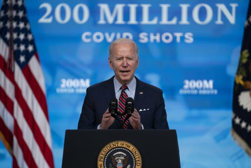 Biden remarks pour cold water on Seoul's 'vaccine swap' idea
