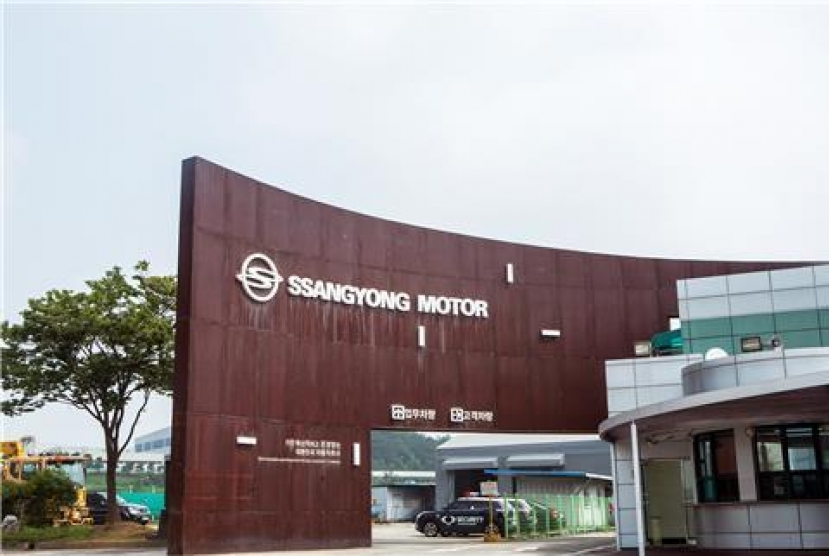 Edison Motors likely preferred bidder for troubled SsangYong Motor