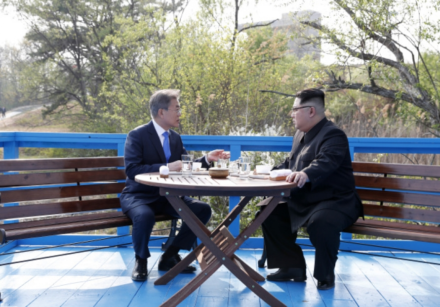[2018 Inter-Korean summit] Behind-the-scenes stories unveiled