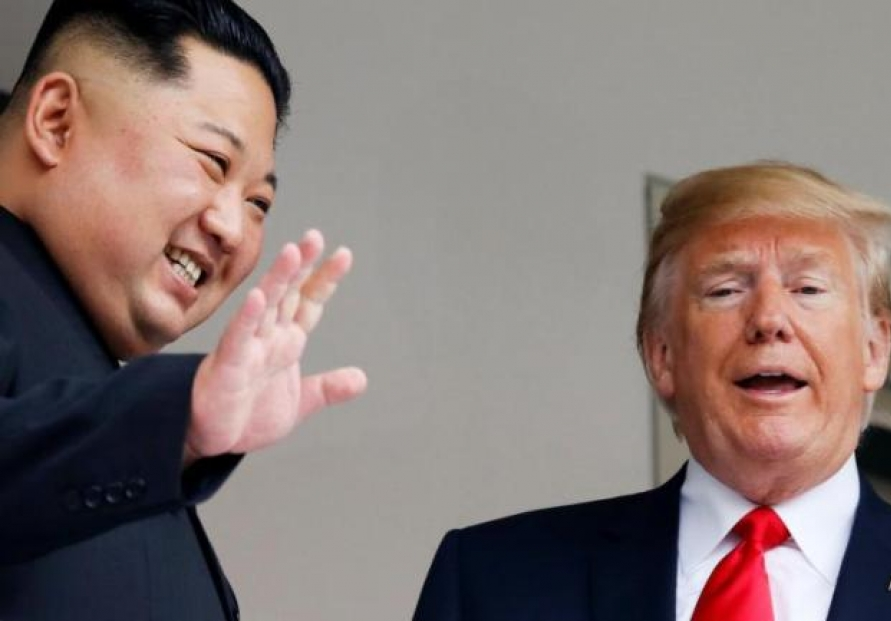 [US-NK Summit] Trump sees 'new future' for North Korea, but path unclear