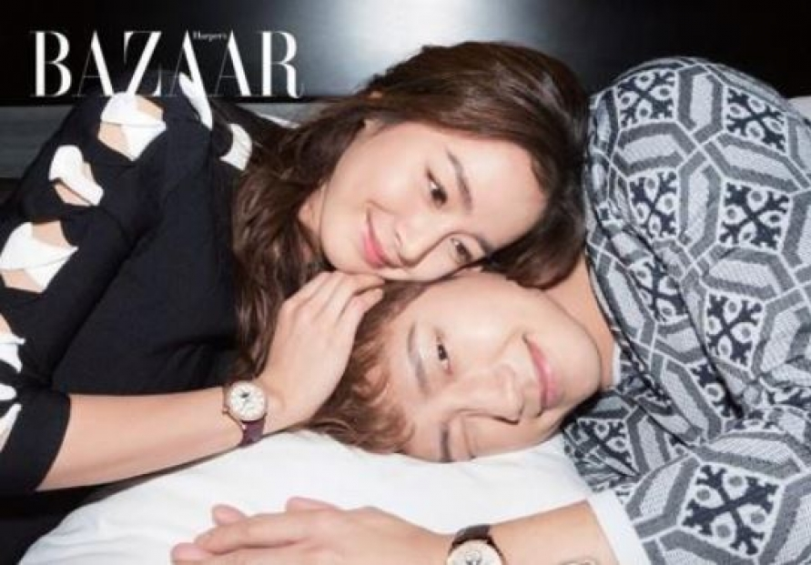 Actress Kim Tae-hee gives birth to second daughter