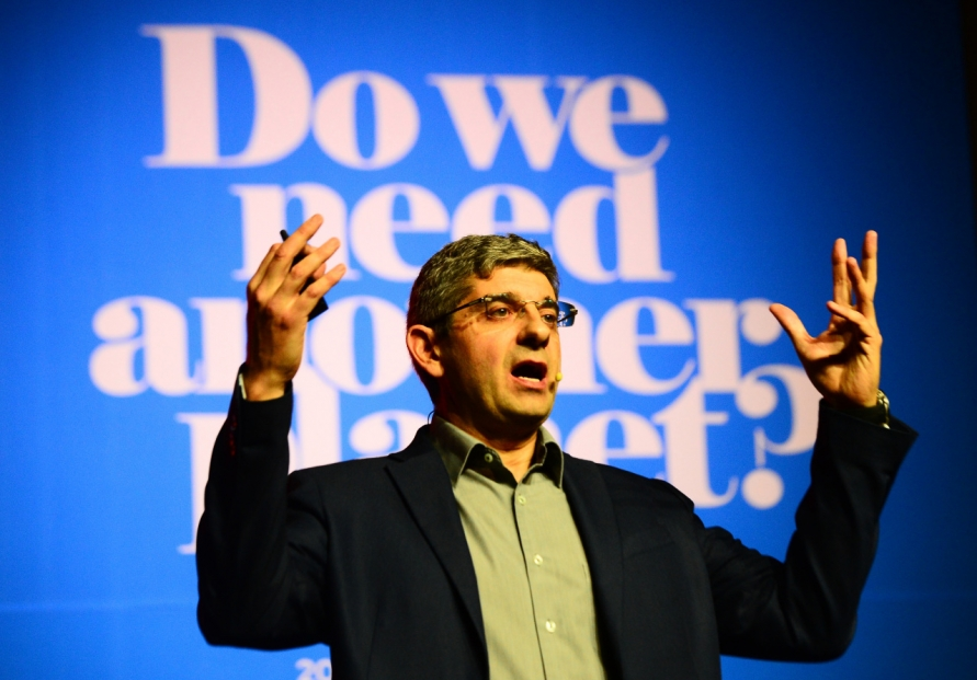 [Herald Design Forum 2019] Astronomer Ribas stresses importance of preserving our 'Pale Blue Dot'