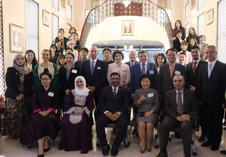 [Photo News] Omani Embassy raises cultural awareness
