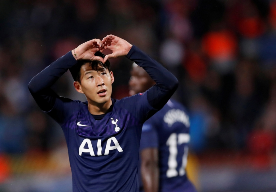 [Newsmaker] Tottenham's Son Heung-min becomes all-time S. Korean scoring leader in Europe