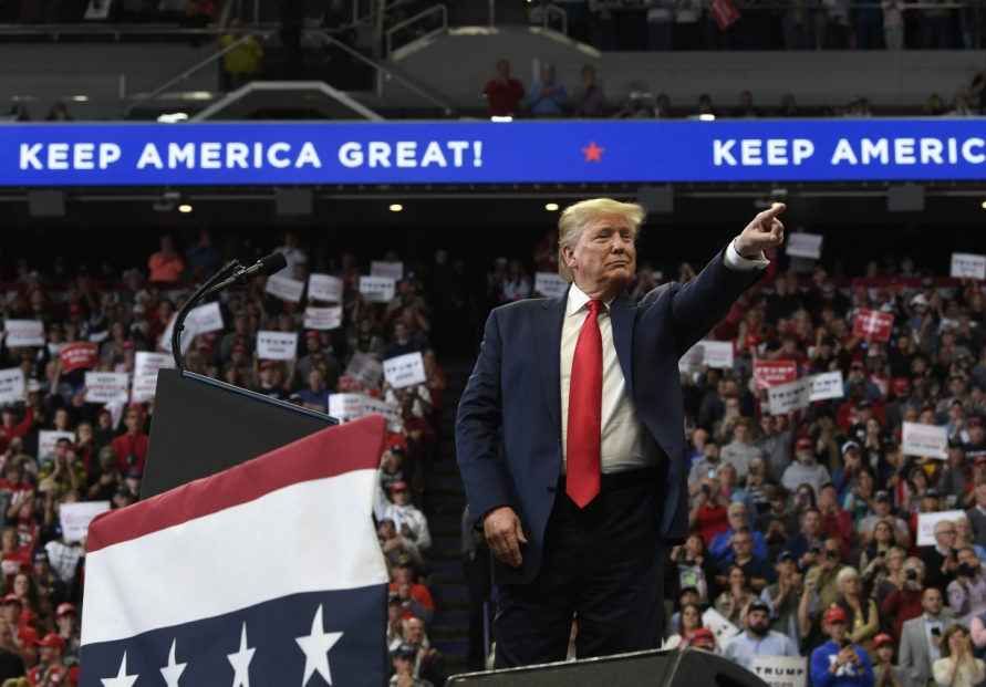 Public hearings in Trump impeachment probe start next week
