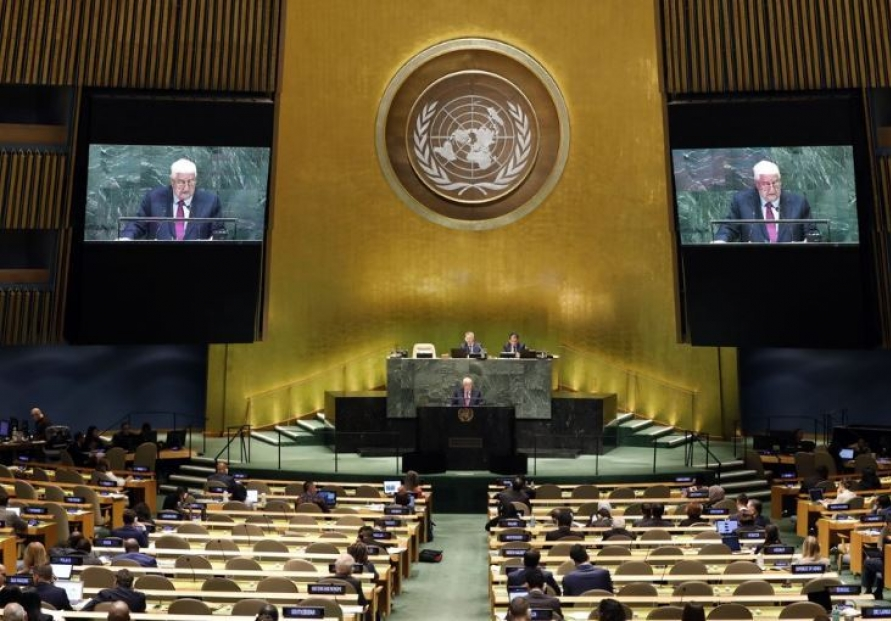 UN First Committee adopts resolution submitted by Seoul