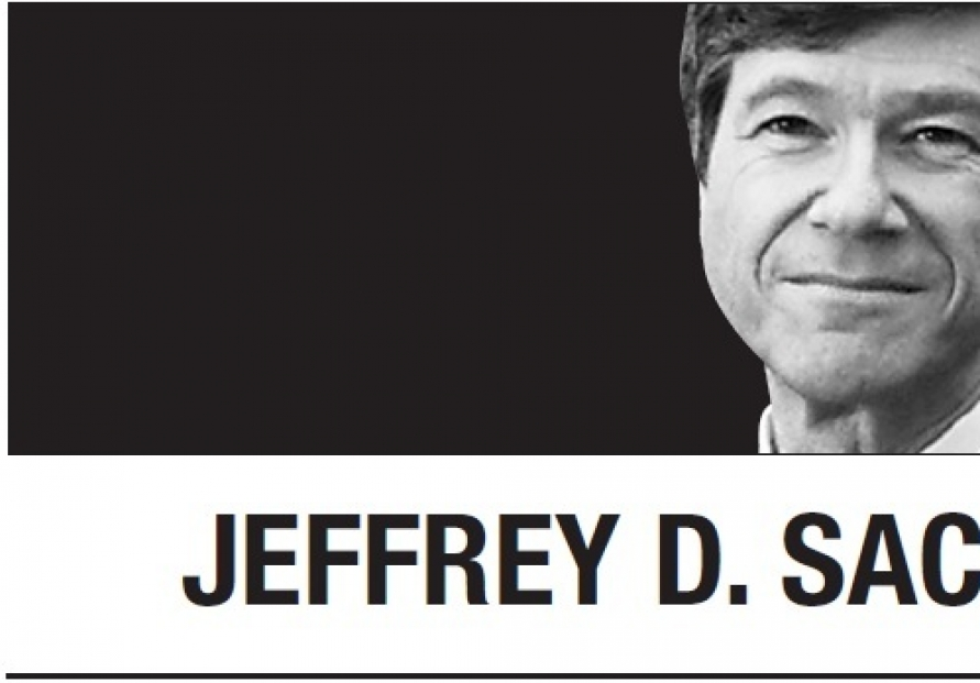 [Jeffrey D. Sachs] America's war on Chinese technology