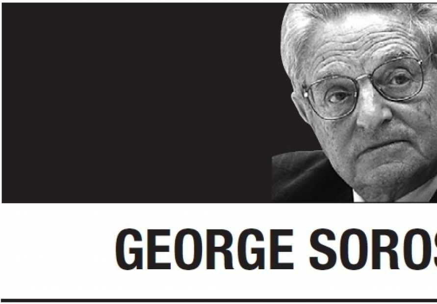 [George Soros] The rise of nationalism after the fall of the Berlin Wall