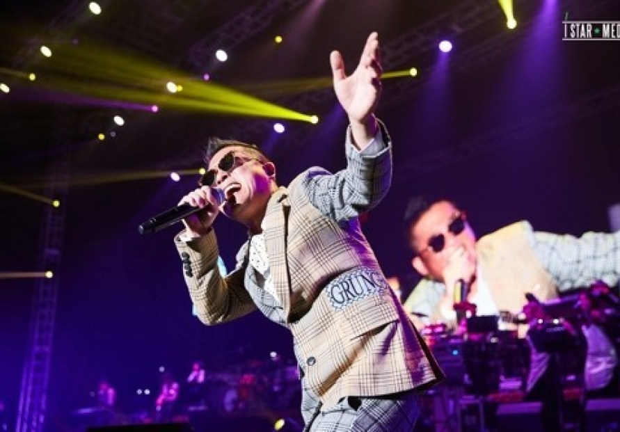 Singer Kim Gun-mo to end tour in February