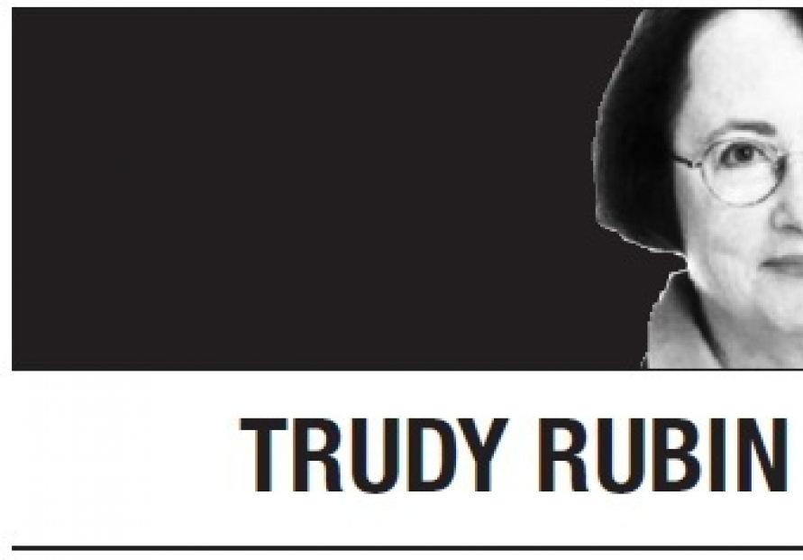 [Trudy Rubin] Cutting-edge tech in China raises questions about future