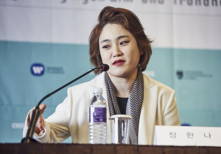 'Women can be great conductors,' without qualifiers