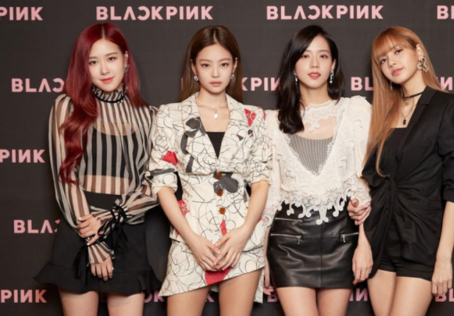 Blackpink becomes 1st K-pop group to have music video with over 1b YouTube views
