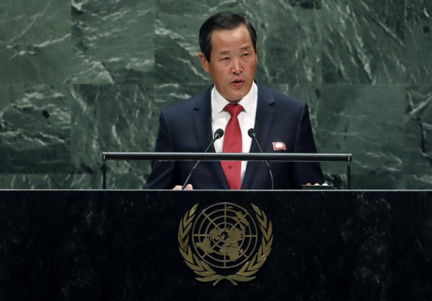 North Korea assails US, South Korea and UN nuclear agency