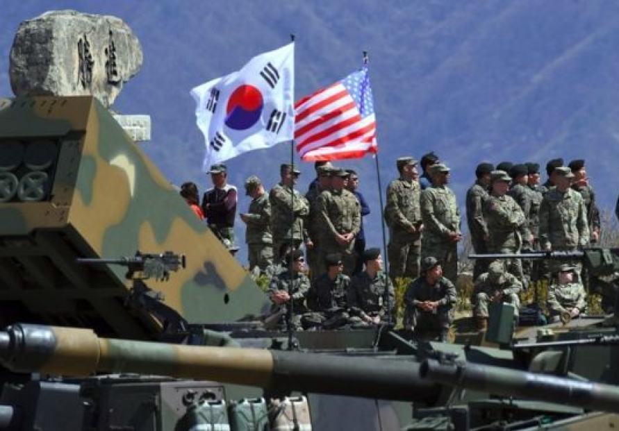 N. Korea warns US against joint military drills with S. Korea