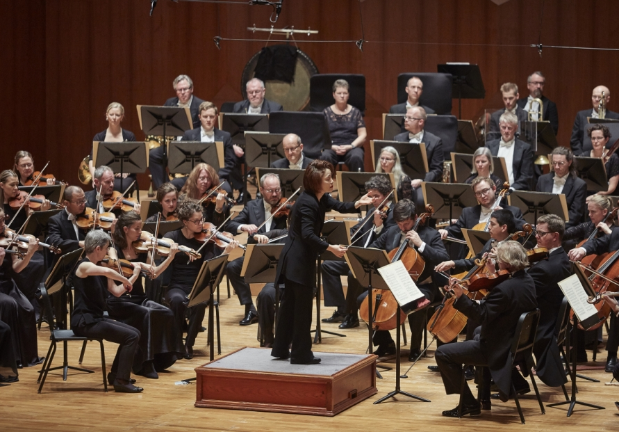 [Herald Review] Cellist-turned-conductor brings Norwegian trolls to Seoul