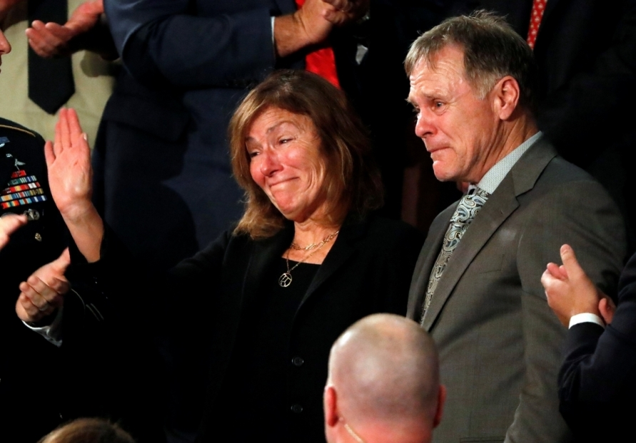 Moon not meeting Warmbier's parents due to busy schedule, Cheong Wa Dae says