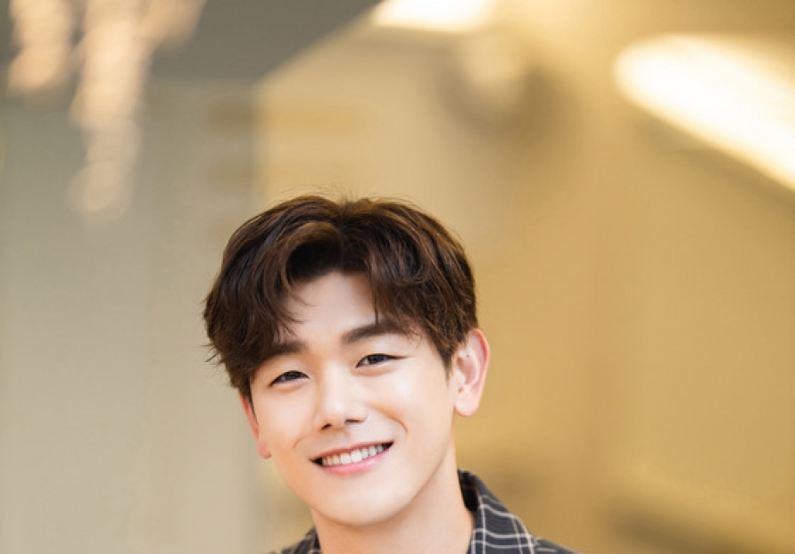 Eric Nam talks about first English album, hopes of winning over global fans