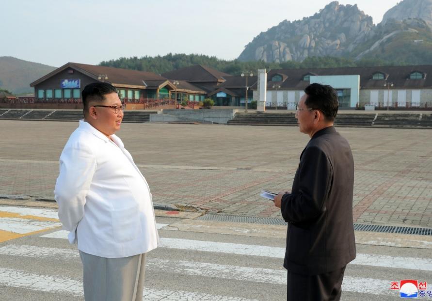 N. Korea says it sent ultimatum to S. Korea over Mount Kumgang project