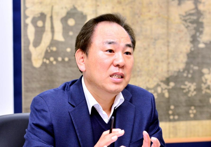 [Herald Interview] 'Multiculturalism is inevitable in Korea's future'