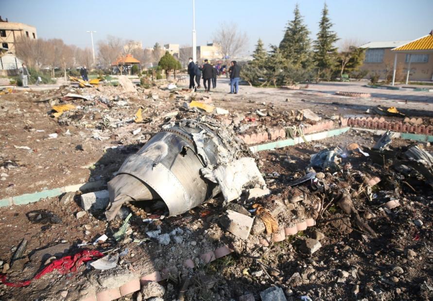 [Newsmaker] Iran says it 'unintentionally' shot down Ukrainian jetliner