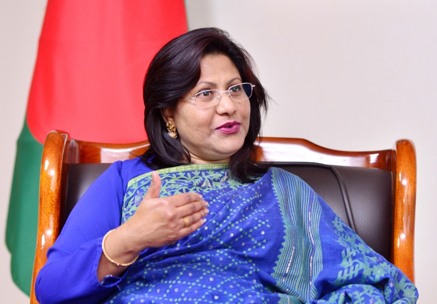 [Herald Interview] Bangladesh's top envoy expresses hope for Moon's visit