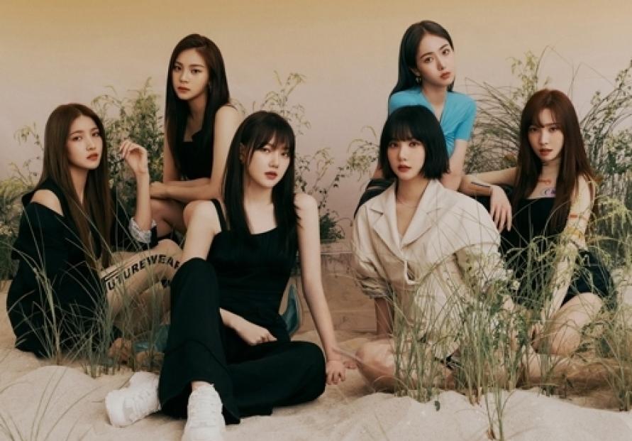 GFriend to release 1st album under BTS' music label next month