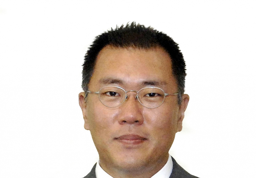 Hyundai Motor chief Chung Euisun underlines decarbonizing transportation
