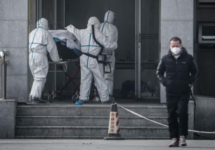 S. Korea reports 1st confirmed case of China coronavirus