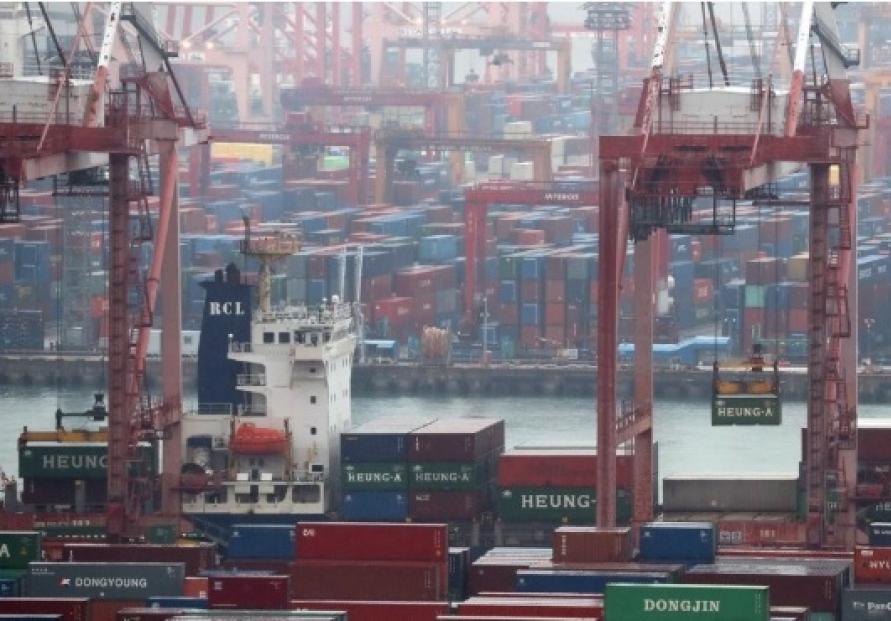 Korea's exports down 0.2% in first 20 days of January