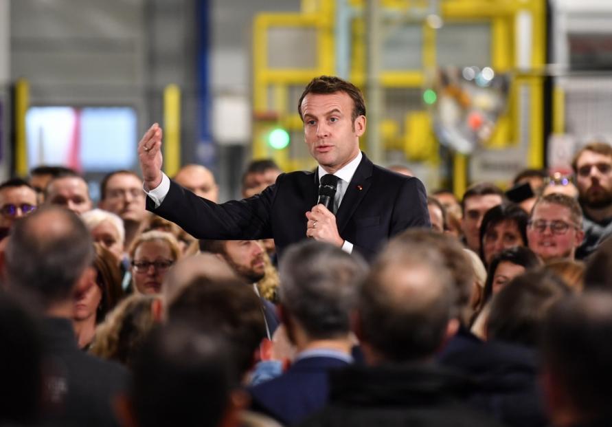 France, US agree to extend digital tax row talks