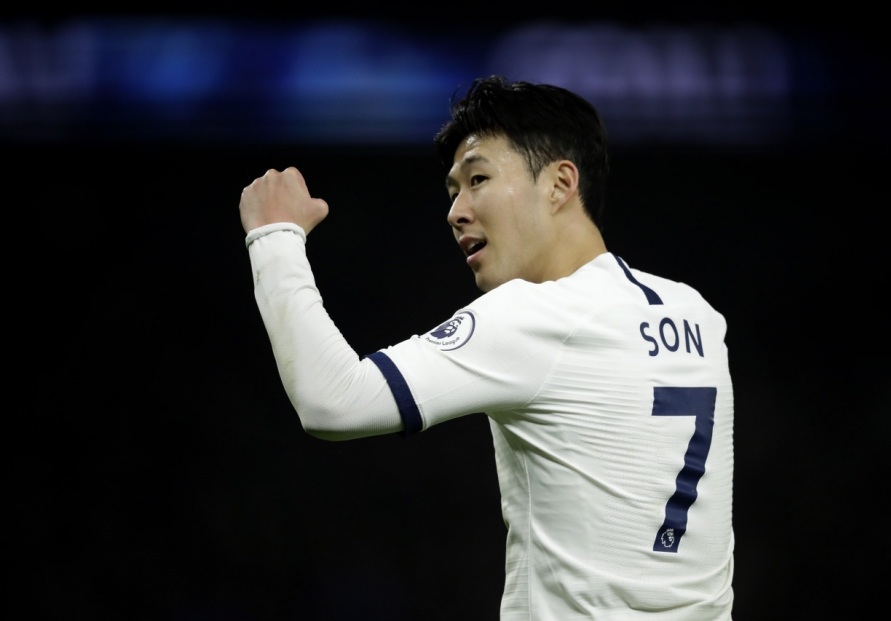 Son rises again: Tottenham's Son Heung-min ends 7-match scoring drought in win