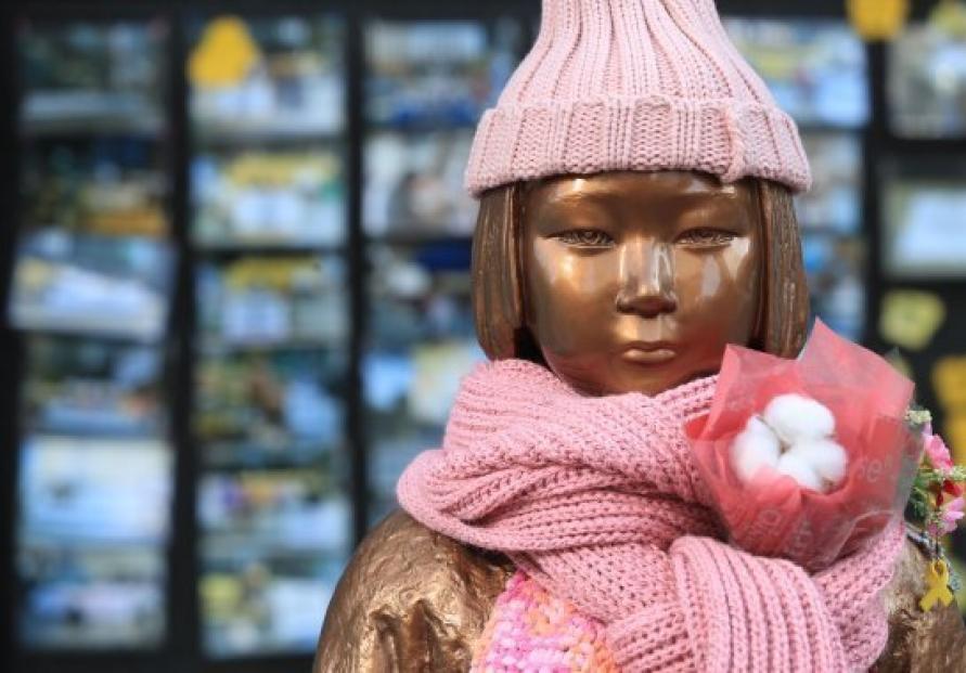 Another Korean sexual slavery victim dies, number of survivors at 19