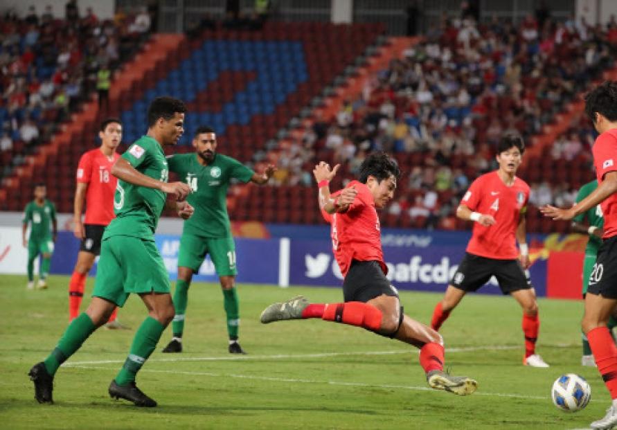 Extra!: S. Korea beat Saudi Arabia in extra time to take Asian U-23 football crown