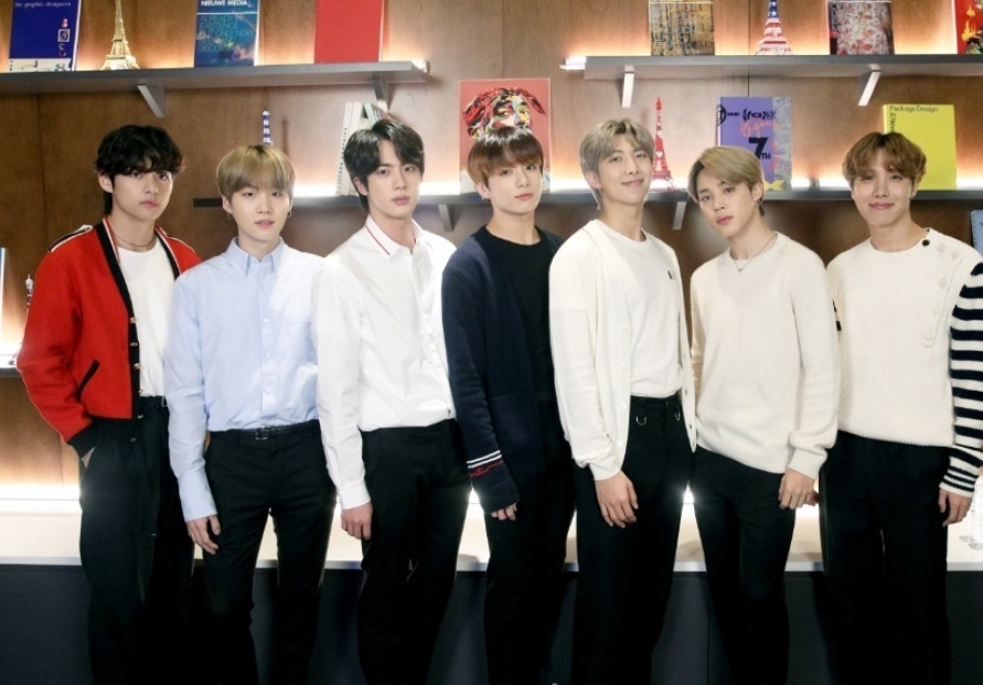 BTS to dazzle fans with series of US shows next week