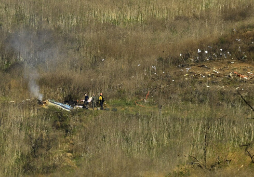 Nine people dead in Kobe Bryant helicopter crash: official