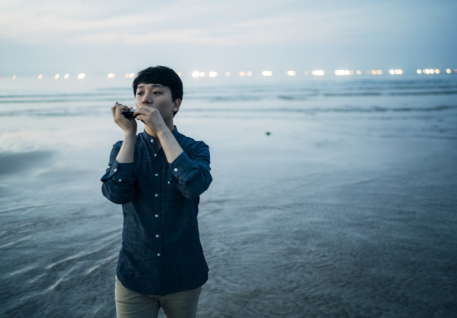 [Herald Interview] Playing harmonica more than a hobby