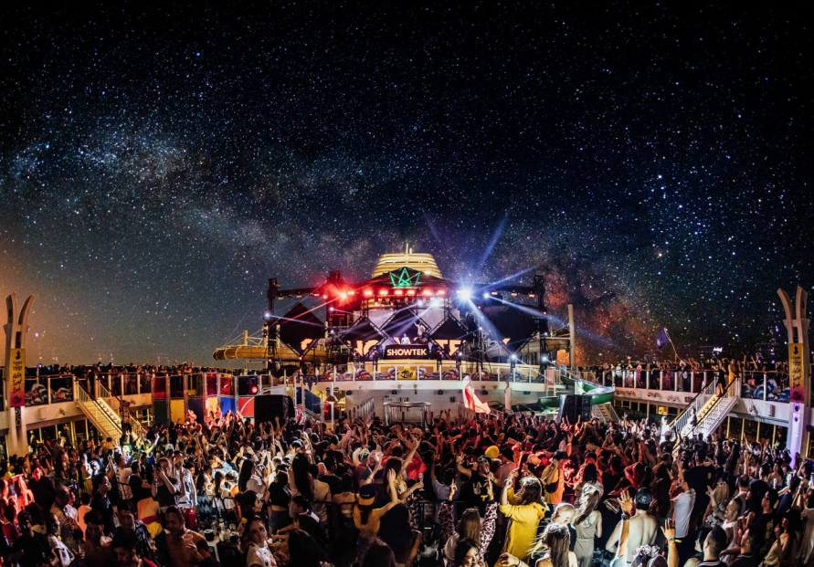 [Herald Interview] Floating festival in middle of ocean